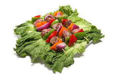 Kabobs Royalty Free Stock Photos
