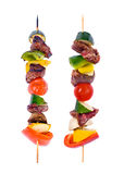 Kabobs Royalty Free Stock Image