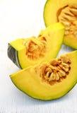 Kabocha pumpkin Stock Image