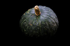 Kabocha squash. Cooking ingredient series    kabocha squash. for adv etc. of restaurant,grocery,and others Royalty Free Stock Image