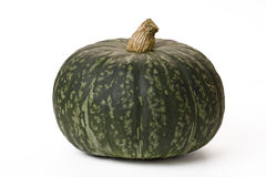 Kabocha squash. Fresh kabocha squash  on white background Stock Photography