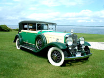 Kabriolett 1930 Cadillac-Fleetwood Lizenzfreie Stockbilder