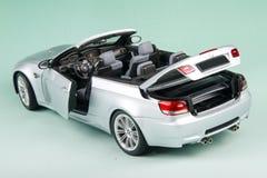 Kabriolett BMW-M3 Stockfotos