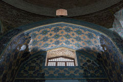 Kabud mosque Royalty Free Stock Photography