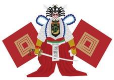 Kabuki Foto de Stock