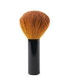 Kabuki mushroom makeup brush isolated Royalty Free Stock Images