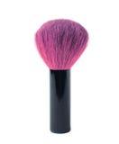 Kabuki mushroom makeup brush isolated Stock Images