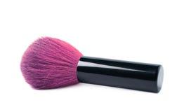Kabuki mushroom makeup brush isolated Stock Image