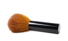 Kabuki mushroom makeup brush isolated Stock Photography