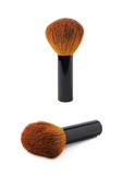 Kabuki mushroom makeup brush isolated Royalty Free Stock Image
