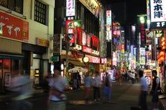 Kabukicho em Tokyo, Japão Imagem de Stock