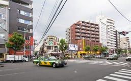 Kabukicho område i Tokyo, Japan Royaltyfria Bilder