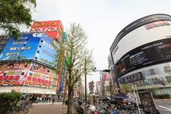 Kabukicho, shinjuku, токио Стоковые Фотографии RF