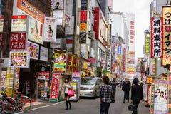 Kabukicho, shinjuku, Tokyo Stock Fotografie