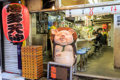Kabukicho , shinjuku, tokyo. Stock Images