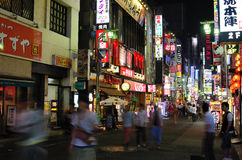 Kabukicho a Tokyo, Giappone Immagine Stock