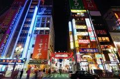 Kabukicho in Tokyo, Japan Royalty Free Stock Image