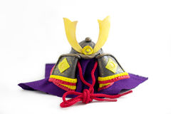 Kabuto. A Japanese holiday symbol called kabuto Royalty Free Stock Photography
