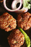 Kacche Kebab - a dish from Hyderabad Royalty Free Stock Photo