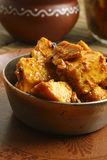 Kachalu Pickle - A popular spicy Indian Pickle Stock Images