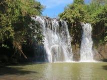 KaChang vattenfall Arkivbild