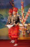 Kachin Folk Dance Stock Photography