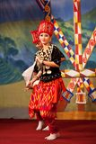 Kachin Folk Dance Stock Photo