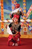 Kachin Folk Dance Royalty Free Stock Photos