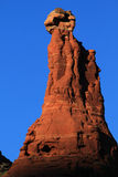 Kachina Woman Rock, Sedona, AZ Royalty Free Stock Photos