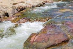 Kachong Waterfall South of Thailand Stock Image