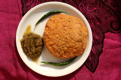 Free Kachori Stock Photo - 84030610