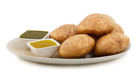 Kachori Food Royalty Free Stock Photography
