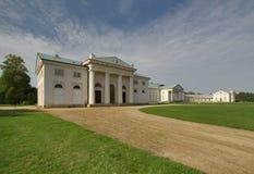 Kacina castle in Bohemia Royalty Free Stock Images
