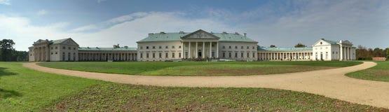 Kacina castle panorama Stock Image