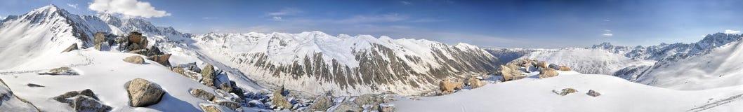 Kackar mountains in Turkey Stock Image