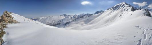 Kackar mountains in Turkey Stock Images