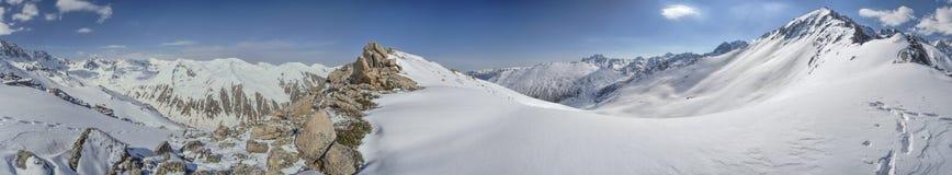 Kackar mountains in Turkey Royalty Free Stock Photography