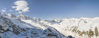 Kackar mountains in Turkey Stock Photography
