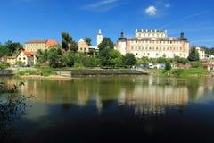Kacov landskap Arkivbilder