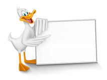 kaczka royalty ilustracja