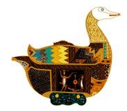 kaczki royalty ilustracja