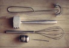 kaczki formularzowi kuchenni ładni poparcia naczynia Zdjęcie Royalty Free