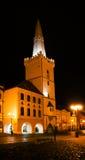 Kadan,捷克-历史纪念碑 库存图片