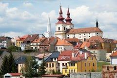 Kadan, Czech republic Royalty Free Stock Photography