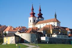 Kadan, Czech republic Stock Photo