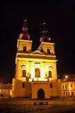 Kadan, Czech Republic - historical monuments Stock Photo