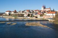 Kadan, Tschechische Republik lizenzfreie stockfotos