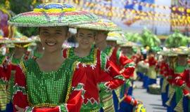 Kadayawan节日2014年 免版税库存照片