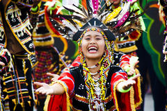 Kadayawan Festival 2011 Royalty Free Stock Photography