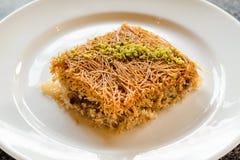 Kadayif Dessert Royalty Free Stock Photos